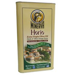 HORIO EXTRA VIRGIN OLIVE OIL 3 LITER