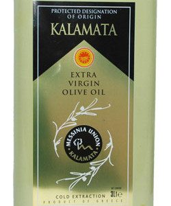 KALAMATA EXTRA VIRGIN OLIVE OIL (3LITERS)