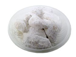 KOURABIEDES (1LB CONTAINER)