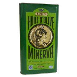 MINERVA OLIVE OIL 3 LITER
