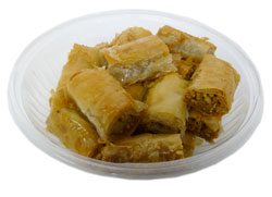 MINI BAKLAVA (1LB CONTAINER)