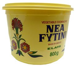 NEA FYTINI VEGETABLE OIL SHORTENING 800G
