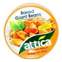 greek baked giant beans