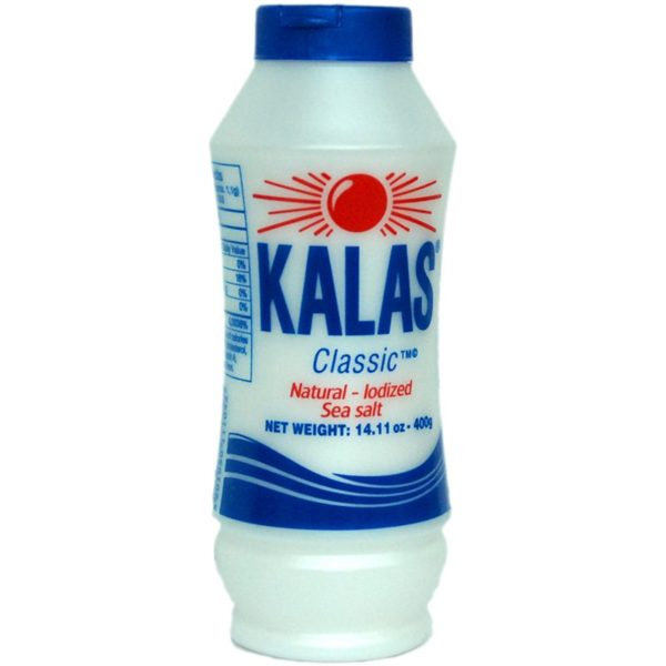 greek kalas sea salt