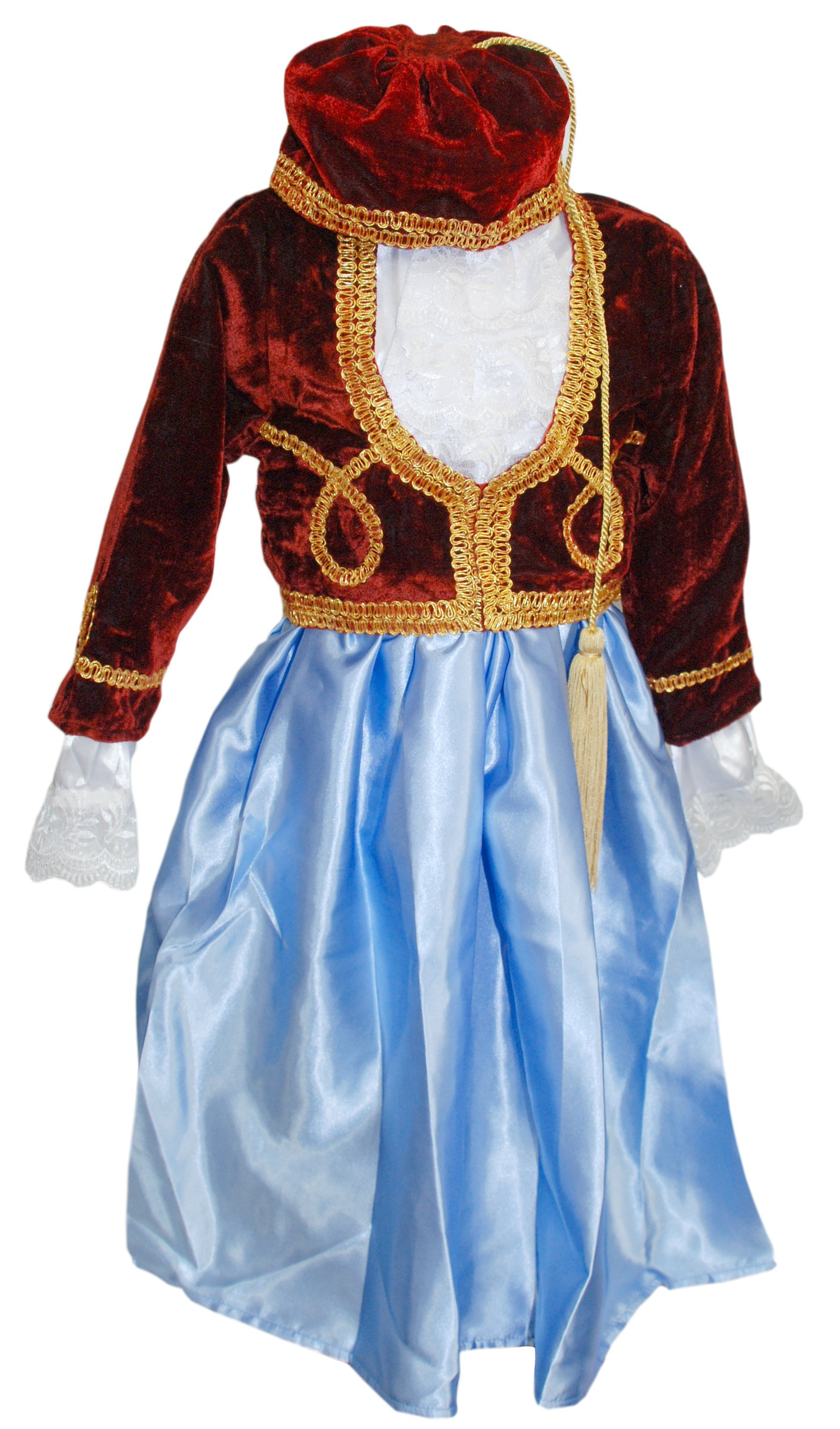 AMALIA Traditional Girls Greek Costume