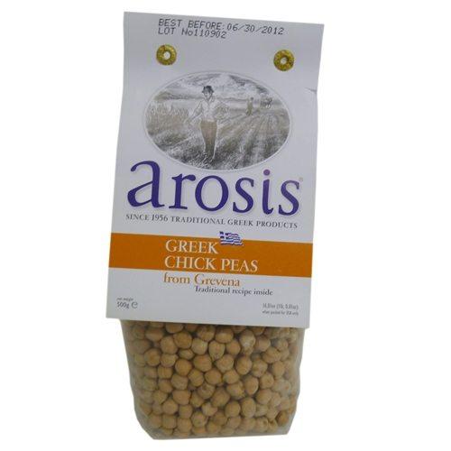 AROSIS GREEK CHICK PEAS 500 G