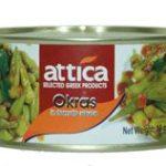 ATTICA OKRAS IN TOMATO SAUCE