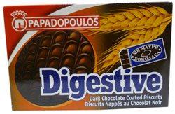 DARK CHOCOLATE DIGESTIVE COOKIES