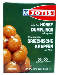 LOUKOUMADES - HONEY DUMLINGS MIX