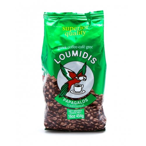 LOUMIDIS GREEK COFFEE (1LB)