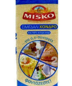 MISKO THICK SEMOLINA (SIMIGDALI)