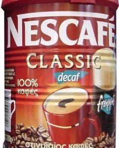 NESCAFE DECAF (7.05OZ CAN)