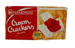 PAPADOPOULOS CREAM CRACKERS (CLASSIC)