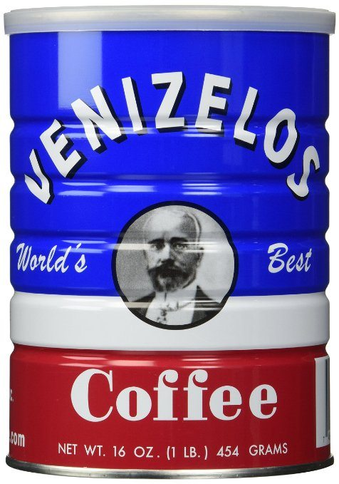 VENIZELOS GREEK COFFEE (1LB)