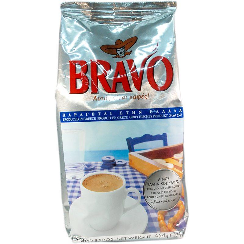 bravo greek coffee