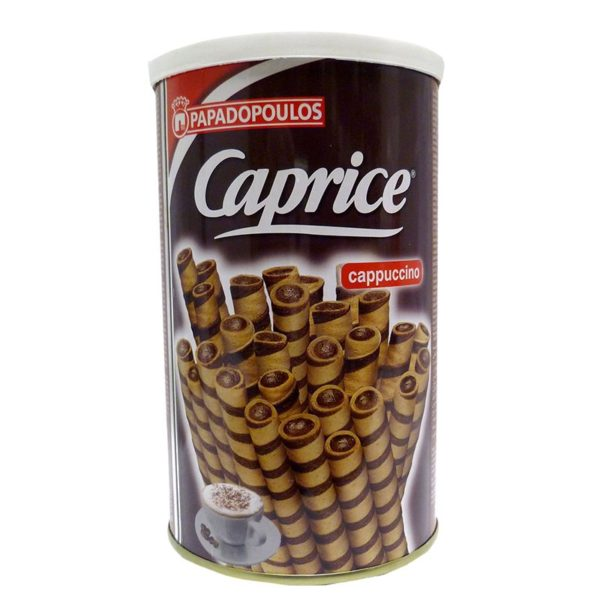 greek caprice wafer