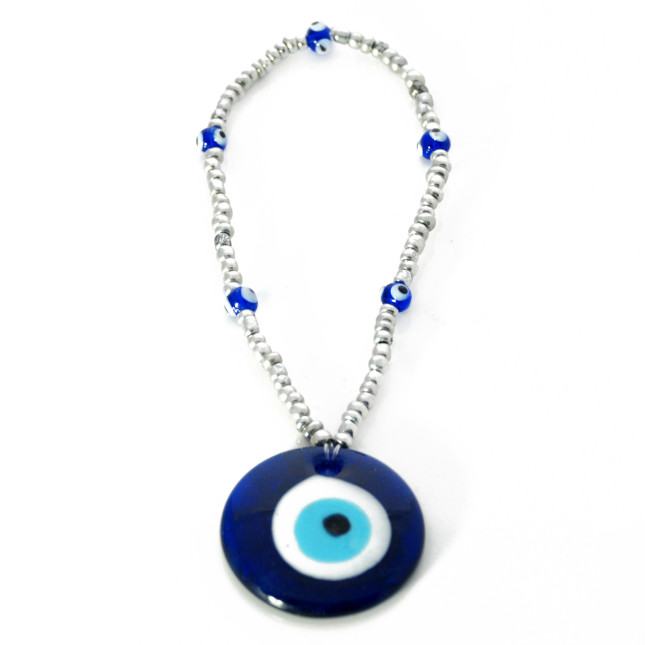 evil eye seed beed amulet