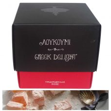 Bariamis Rose Greek Delight (Loukoumi)