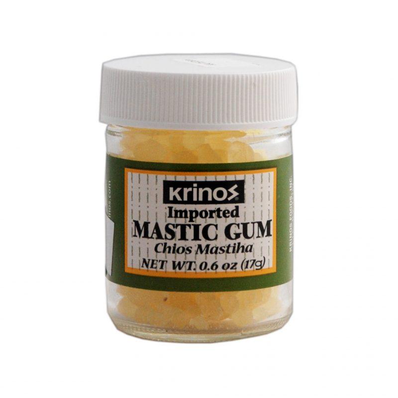 Chios mastic gum