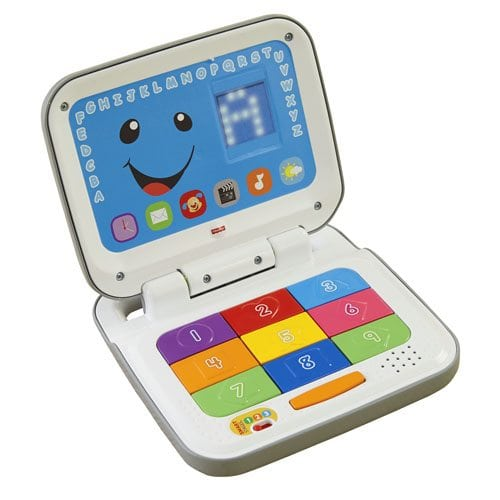 Greek Fisher Price Smart Stages Laptop