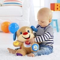 Fisher Price Learning Greek Puppy