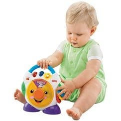 Greek Fisher Price Educational CD Player