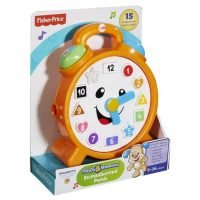 Greek Fisher Price Educational Clock