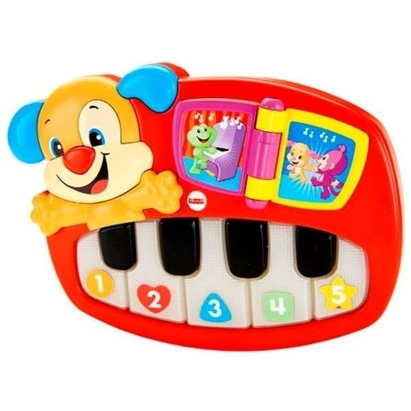 Greek Fisher Price Educational Piano