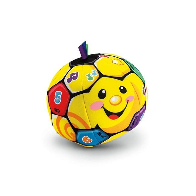 Greek Fisher-Price Singing Soccer Ball
