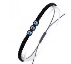 Braided Cord Lucky Mati Bracelet