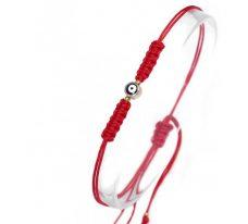 Evil Eye Friendship Bracelet - Red