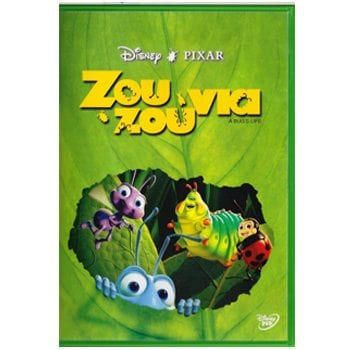 A Bugs Life – DVD in Greek