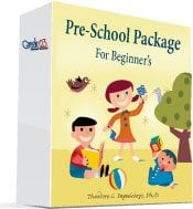 Greek Preschool-K One Package