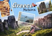 Magnet - Greece Meteora