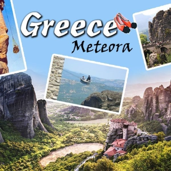 Magnet - Greece Meteora