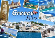Magnet - Greece Milos