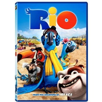 Rio - DVD in Greek