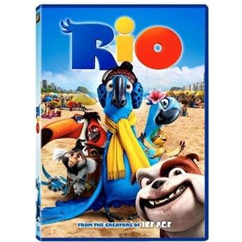 Rio – DVD in Greek