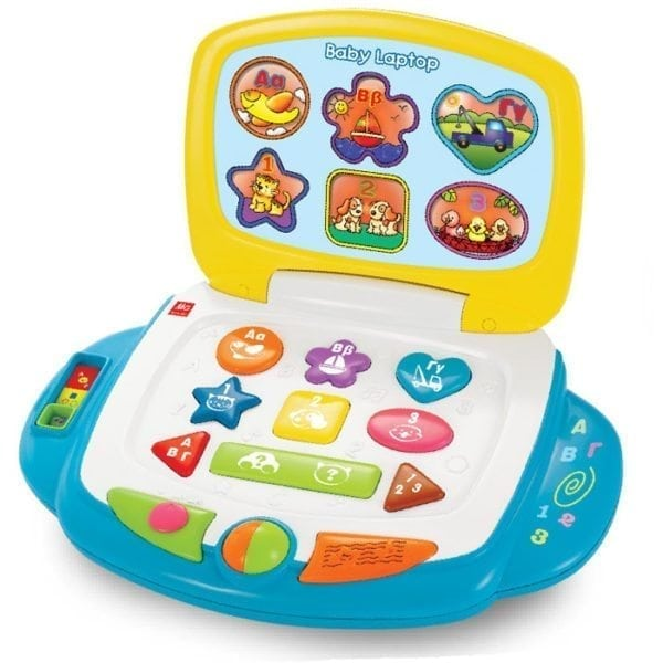 Greek Baby Laptop