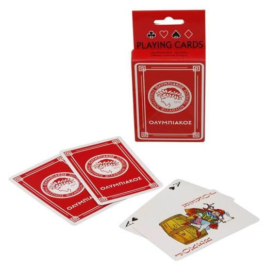 Olympiakos Playing Cards