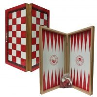 Olympiakos Tavli Board Set