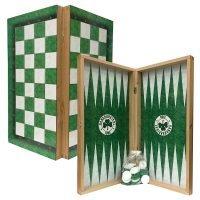 Panathinaikos Tavli Board Set