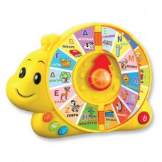 The Greek ABC Smart Snail