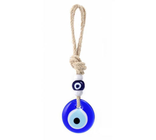 Evil Eye Rope Amulet
