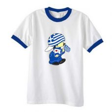 Greek-Boy-Flag Tshirt