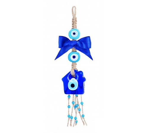 Greek Evil Eye House Decor