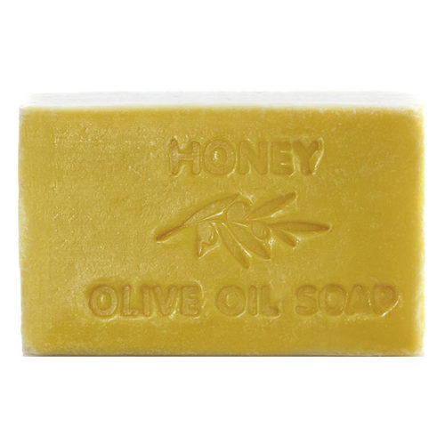 Honey-Scented-Olive-Oil-Soap