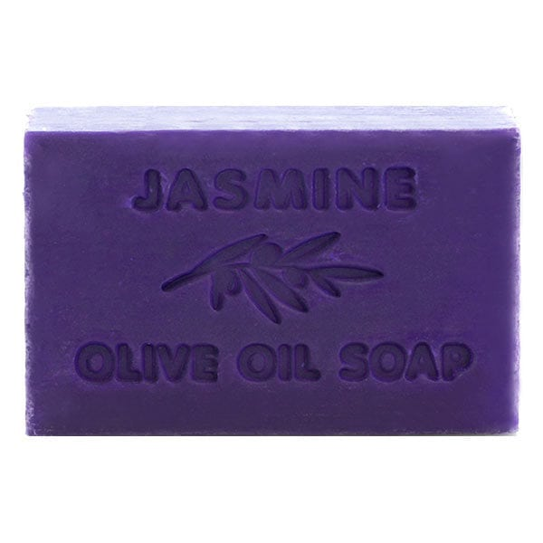 Jasmine-Scented-Olive-Oil-Soap