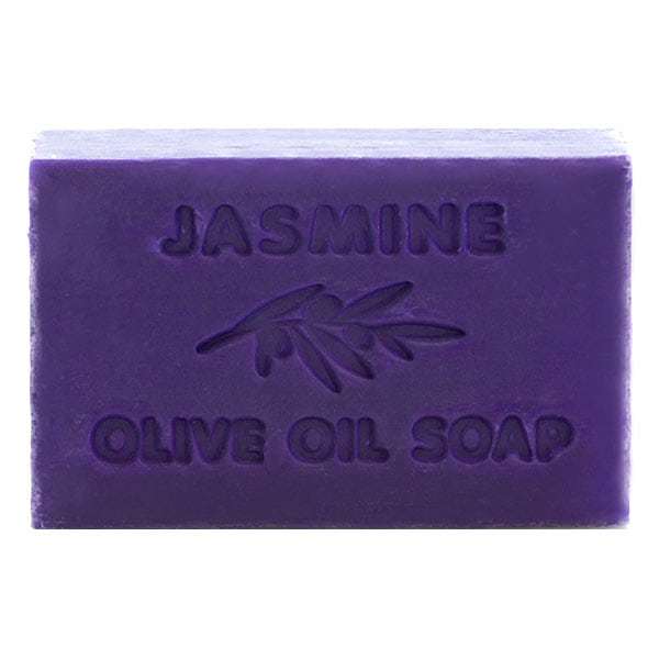 Jasmine-Scented-Olive-Oil-Soap