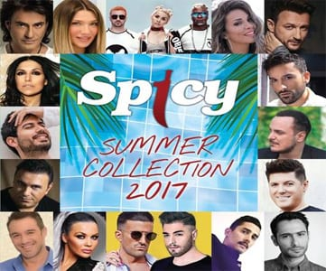 Spicy Summer Collection 2017 (2CDs)